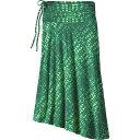 パタゴニア Patagonia レディース スカート カジュアルスカート【Kamala Skirt】Tidewater/Gem Green