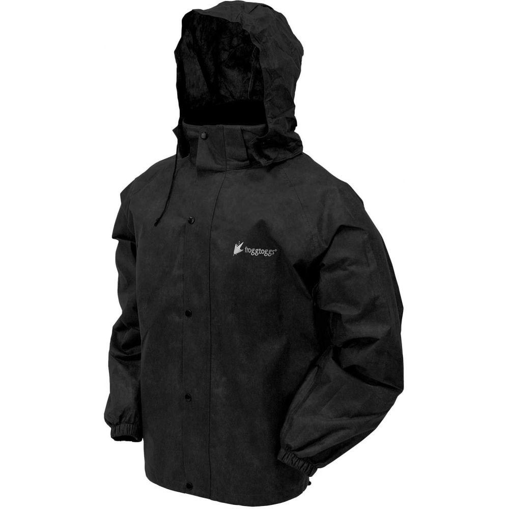 フロッグトッグス frogg toggs メンズ アウター レインコート【All Sport Rain and Wind Suit】Black