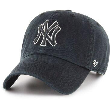 47ブランド 47 メンズ キャップ 帽子【new york yankees clean up adjustable hat】