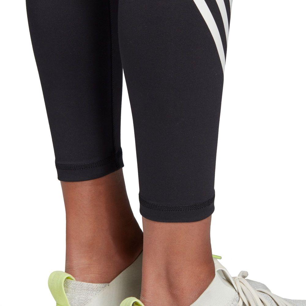 アディダス adidas レディース インナー・下着 スパッツ・レギンス【Believe This High-Rise 7/8 Length Tights】Black/White