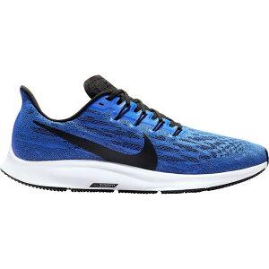 ナイキ Nike メンズ ランニング・ウォーキング エアズーム シューズ・靴【Air Zoom Pegasus 36 Running Shoes】Blue/Black