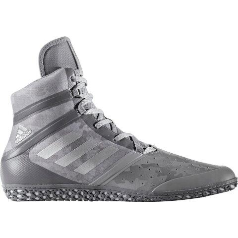 アディダス adidas メンズ レスリング シューズ・靴【Impact Wrestling Shoes】Silver/Silver
