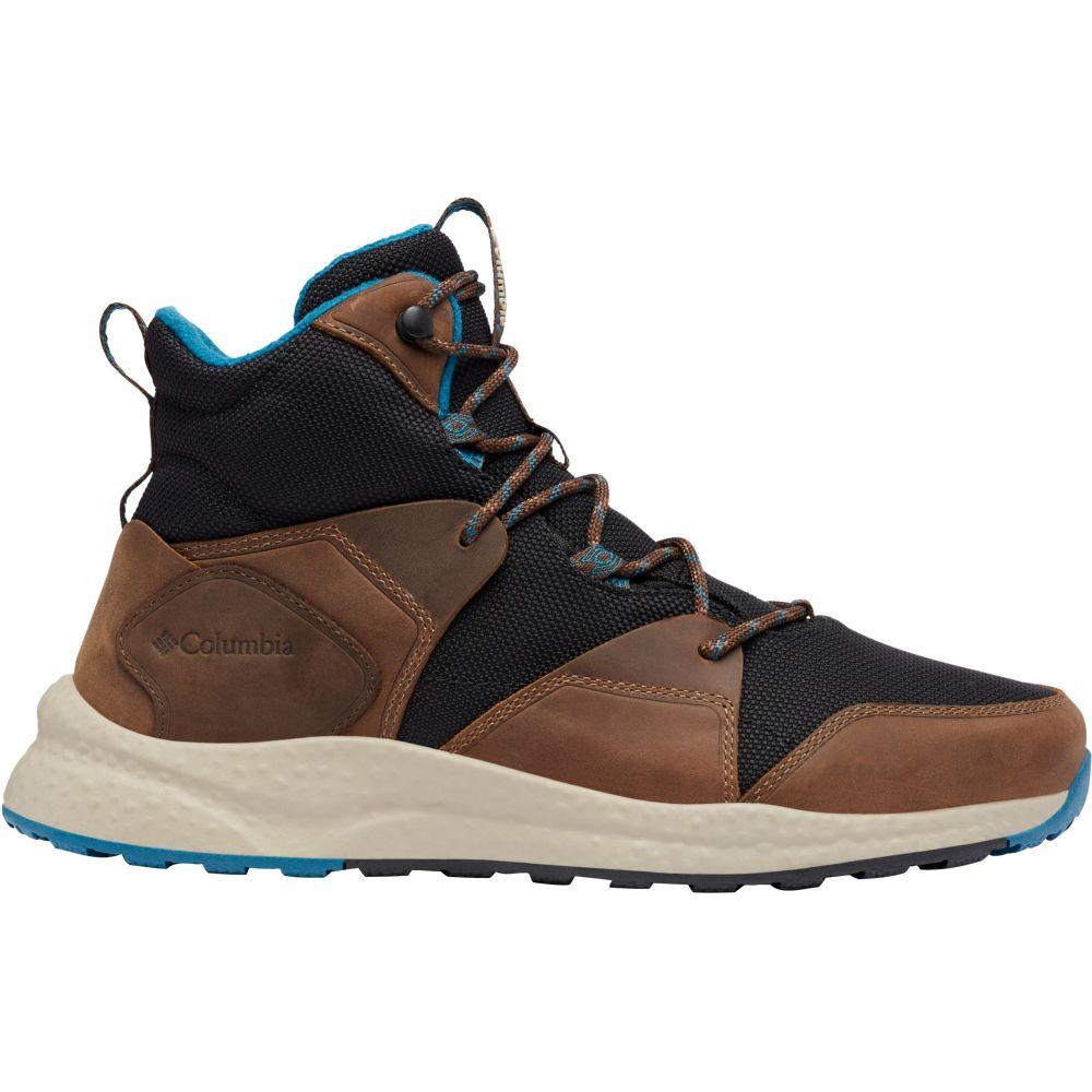 コロンビア Columbia メンズ ブーツ シューズ・靴【SH/FT OutDry Waterproof Boots】Black/Lagoon画像