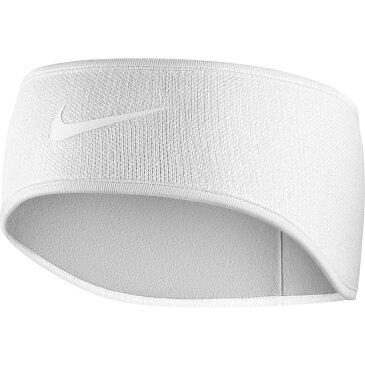 ナイキ Nike レディース ヘアアクセサリー ヘッドバンド【Knit Headband】White