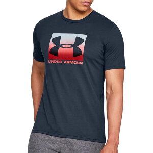 アンダーアーマー Under Armour メンズ Tシャツ トップス【Boxed Sportstyle Graphic T-Shirt (Regular and Big & Tall)】Academy