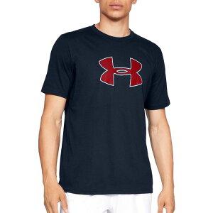 アンダーアーマー Under Armour メンズ Tシャツ トップス【Big Logo Graphic T-Shirt (Regular and Big & Tall)】Academy
