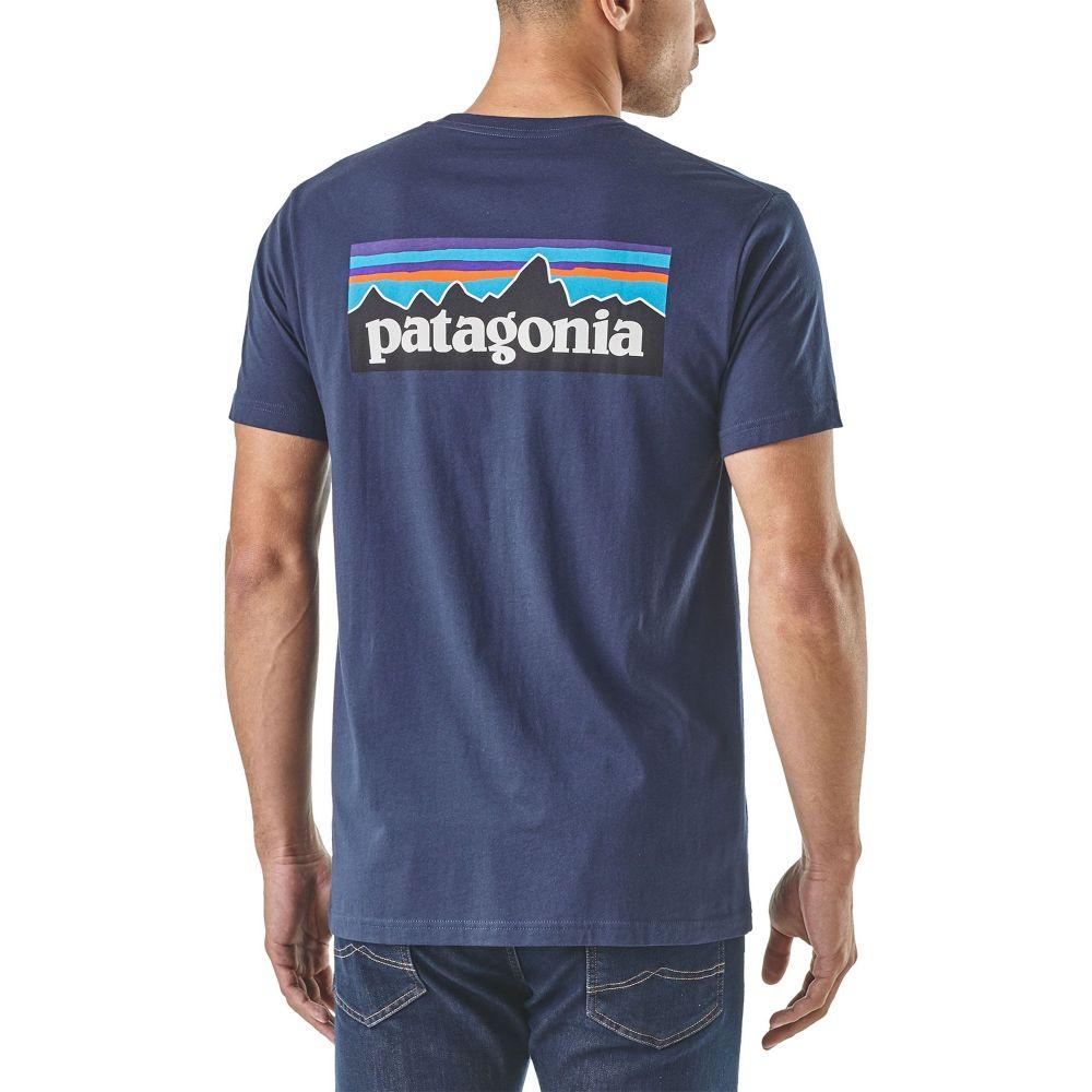 トップス, Tシャツ・カットソー  Patagonia T P-6 Logo Organic T-ShirtClassic Navy