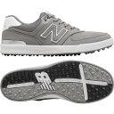 ニューバランス New Balance レディース ゴルフ シューズ・靴【574 Greens Golf Shoes】Grey 1