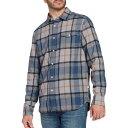 ザ ノースフェイス The North Face メンズ シャツ フランネルシャツ トップス【Arroyo Long Sleeve Flannel Shirt】Mid Grey Speed Wagon Plad