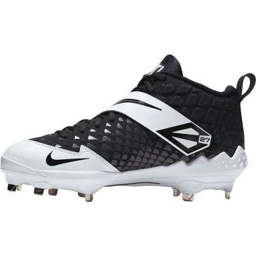 ナイキ Nike メンズ 野球 スパイク シューズ・靴【Force Trout 6 Pro Metal Baseball Cleats】Black/White