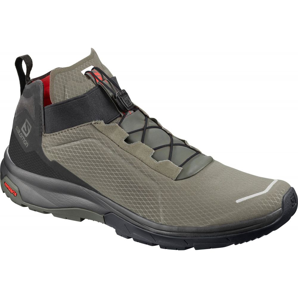 登山・トレッキング, 靴・ブーツ  Salomon T-Muter WR Hiking BootsBeluga