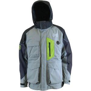 カーム Clam Outdoors メンズ コート アウター【Clam IceArmor Extreme Advantage Parka】Chartreuse/Black