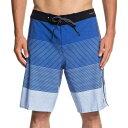 クイックシルバー Quiksilver メンズ 海パン ショートパンツ 水着・ビーチウェア【Highline Massive 20 Board Shorts】Electric Royal