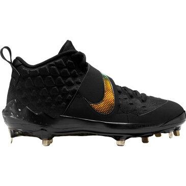 ナイキ Nike メンズ 野球 シューズ・靴【Force Zoom Trout 6 Baseball Cleats】Black/Black