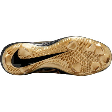 ナイキ Nike レディース 野球 シューズ・靴【Hyperdiamond 3 Varsity Metal Fastpitch Softball Cleats】Black/Gold