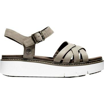 ティンバーランド Timberland レディース サンダル・ミュール シューズ・靴【Safari Dawn Multi Strap Sandals】Canteen