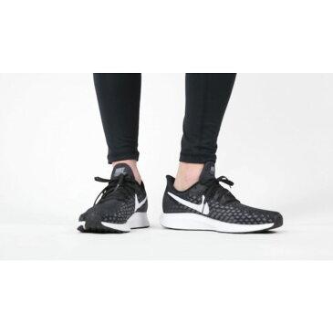 ナイキ Nike レディース ランニング・ウォーキング シューズ・靴【Air Zoom Pegasus 35 Running Shoes】Black/White