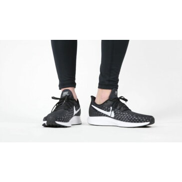 ナイキ Nike レディース ランニング・ウォーキング シューズ・靴【Air Zoom Pegasus 35 Running Shoes】Grey/Yellow