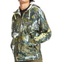 ティンバーランド Timberland メンズ ジャケット ウィンドブレーカー アウター【Urban Camo Full-Zip Windbreaker】Olive Wild Camo Print