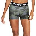 ナイキ Nike レディース インナー・下着 【Pro Camo Shorts】Thunder Grey