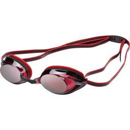 スピード Speedo ユニセックス 水着・ビーチウェア スイミングゴーグル スイムゴーグル【Vanquisher 2.0 Plus Mirrored Swim Goggles】Sport Red