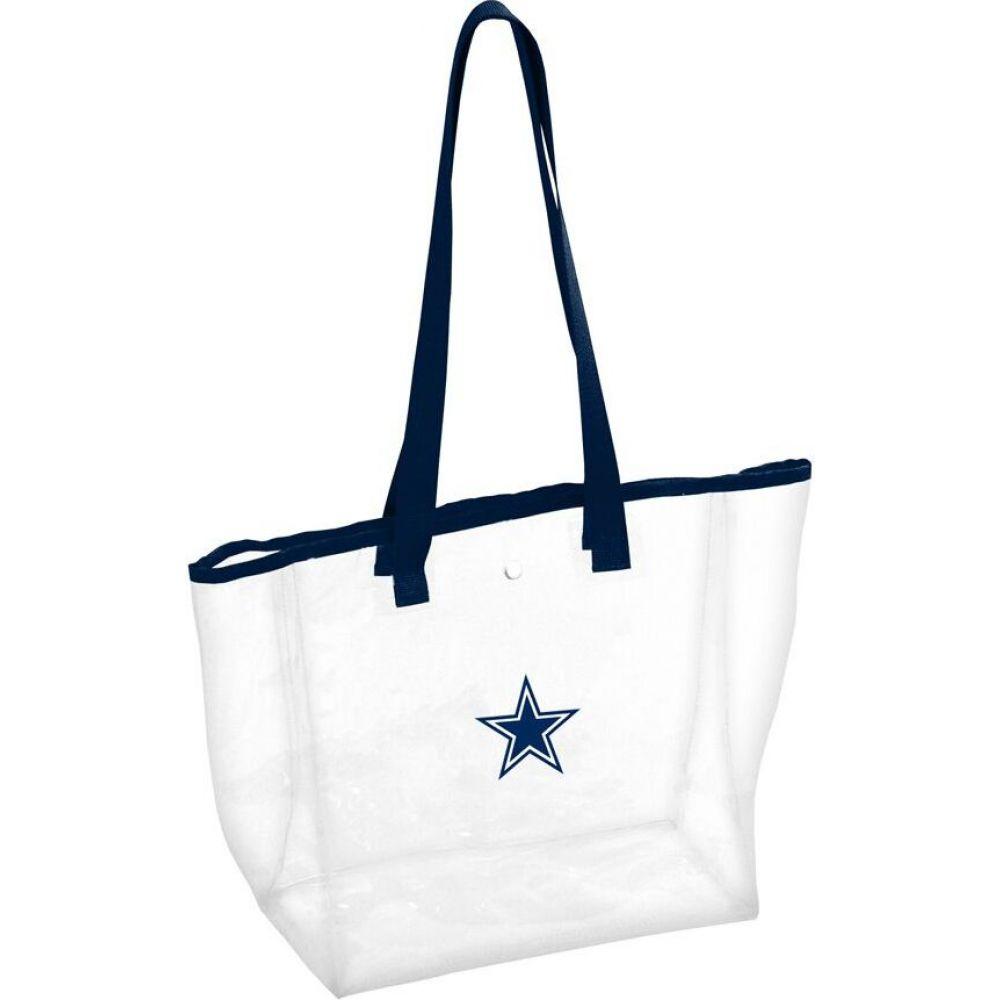 男女兼用バッグ, トートバッグ  Logo Dallas Cowboys Clear Stadium Tote