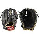 ローリングス Rawlings ユニセックス 野球 グローブ【12'' GG Elite Series Glove】Black/Camel