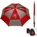 チームゴルフ Team Golf ユニセックス 傘 【Tampa Bay Buccaneers 62 Double Canopy Umbrella】