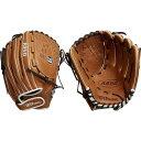 ウィルソン Wilson ユニセックス 野球 グローブ【12.5'' A950 Series Fastpitch Glove】Brown 1