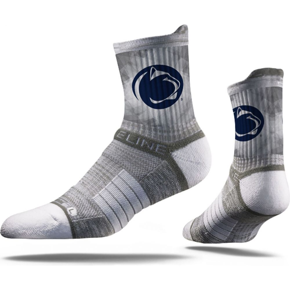 靴下・レッグウェア, その他  Strideline Penn State Nittany Lions Striped Socks