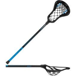 ウォーリアー Warrior ユニセックス ラクロス スティック クロス【Evo Warp Mini Complete Lacrosse Stick】Black/Blue