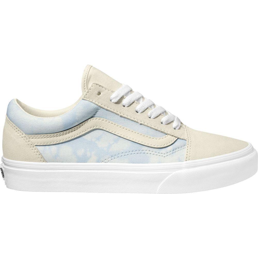 ヴァンズ Vans レディース スケートボード シューズ・靴【Old Skool Bleach Wash Shoes】Bleach Wash画像