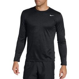 ナイキ Nike メンズ ラクロス トップス【Legend Long Sleeve Shirt】Black