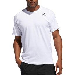 アディダス adidas メンズ ラクロス Tシャツ トップス【FreeLift Sport T-Shirt】White