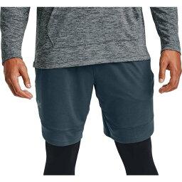 アンダーアーマー Under Armour メンズ ラクロス ショートパンツ ボトムス・パンツ【Stretch Training Shorts】Mechanic Blue/Black
