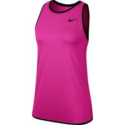 ナイキ Nike レディース ラクロス ドライフィット タンクトップ トップス【Dri-FIT Legend Fashion Heather Training Tank Top】Fire Pink