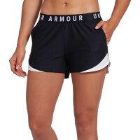 アンダーアーマー Under Armour レディース ラクロス ショートパンツ ボトムス・パンツ【Play Up 3.0 Shorts】Black/White/White