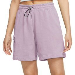 ナイキ Nike レディース ラクロス ショートパンツ ボトムス・パンツ【Sportswear Swoosh Shorts】Iced Lilac