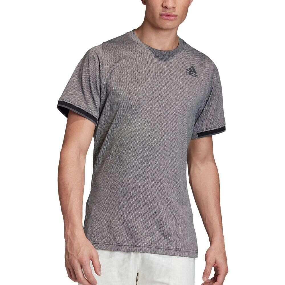 メンズウェア, Tシャツ  adidas T FreeLift Tennis T-ShirtBlack Melange