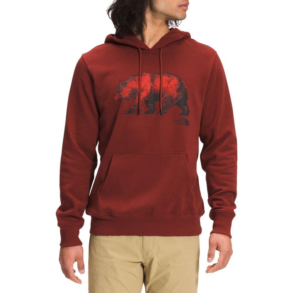 メンズウェア, ジャケット  The North Face Bear Pullover HoodieBrick House Red