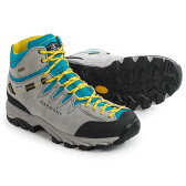 ガルモント Garmont レディース ハイキング シューズ・靴【Sticky Rock Gore-Tex Mid Hiking Boots - Waterproof 】White Turquoise