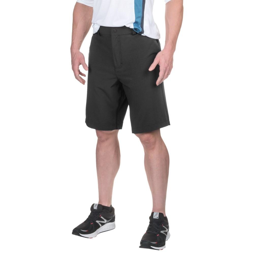 ソイブー Soybu メンズ ランニング ウェア【Crossover Shorts 】Black