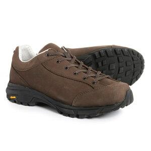ハンワグ レディース ハイキング・登山 シューズ・靴【Valungo Bunion Hiking Shoes - Nubuck】Erde/Brown