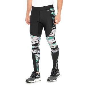 2dc4a9836d8a7b マクダビッド McDavid メンズ フィットネス・トレーニング ボトムス・パンツ【Recovery Max Tights】Black/
