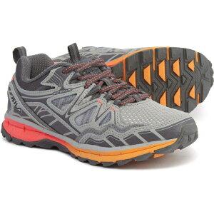 フィラ Fila レディース ランニング・ウォーキング シューズ・靴【Memory TKO TR 5.0 Trail Running Shoes】Hirise/Pewter/Orange Pop
