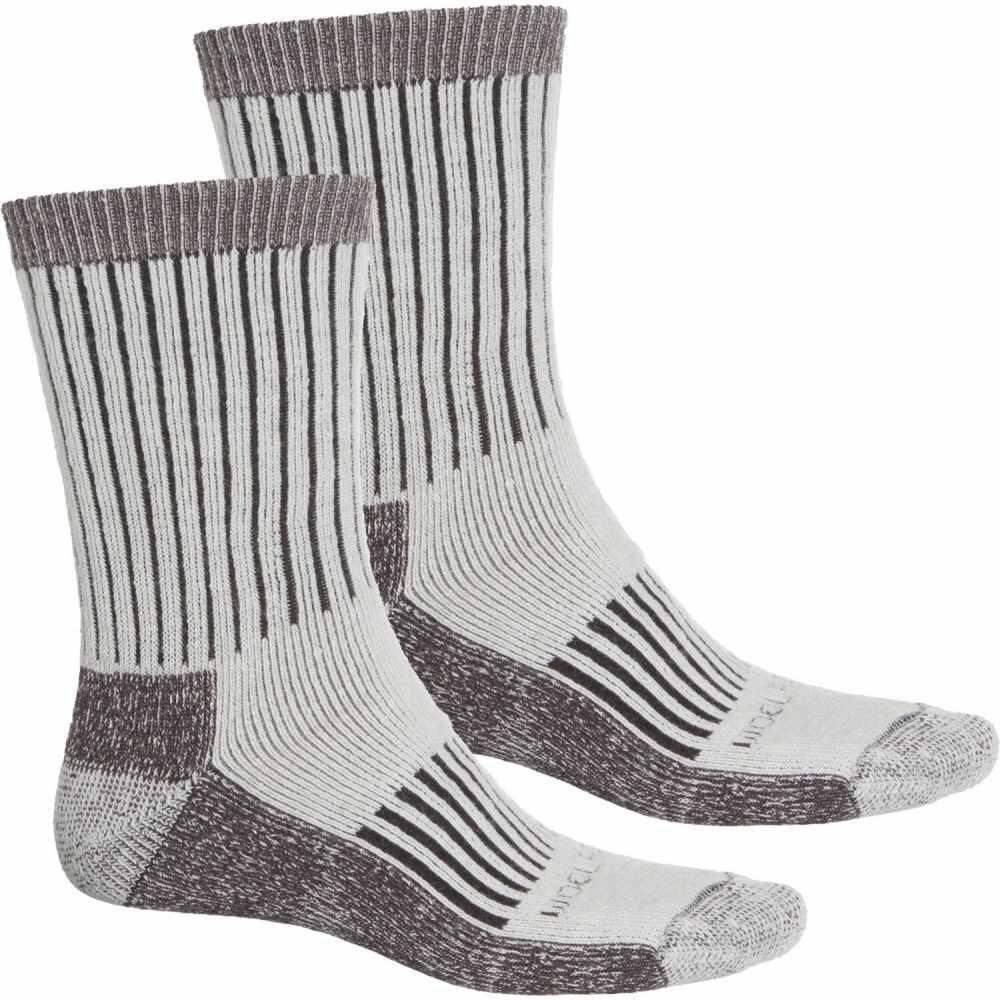 登山・トレッキング, その他  Woolrich hiking socks - merino wool, crewBrown