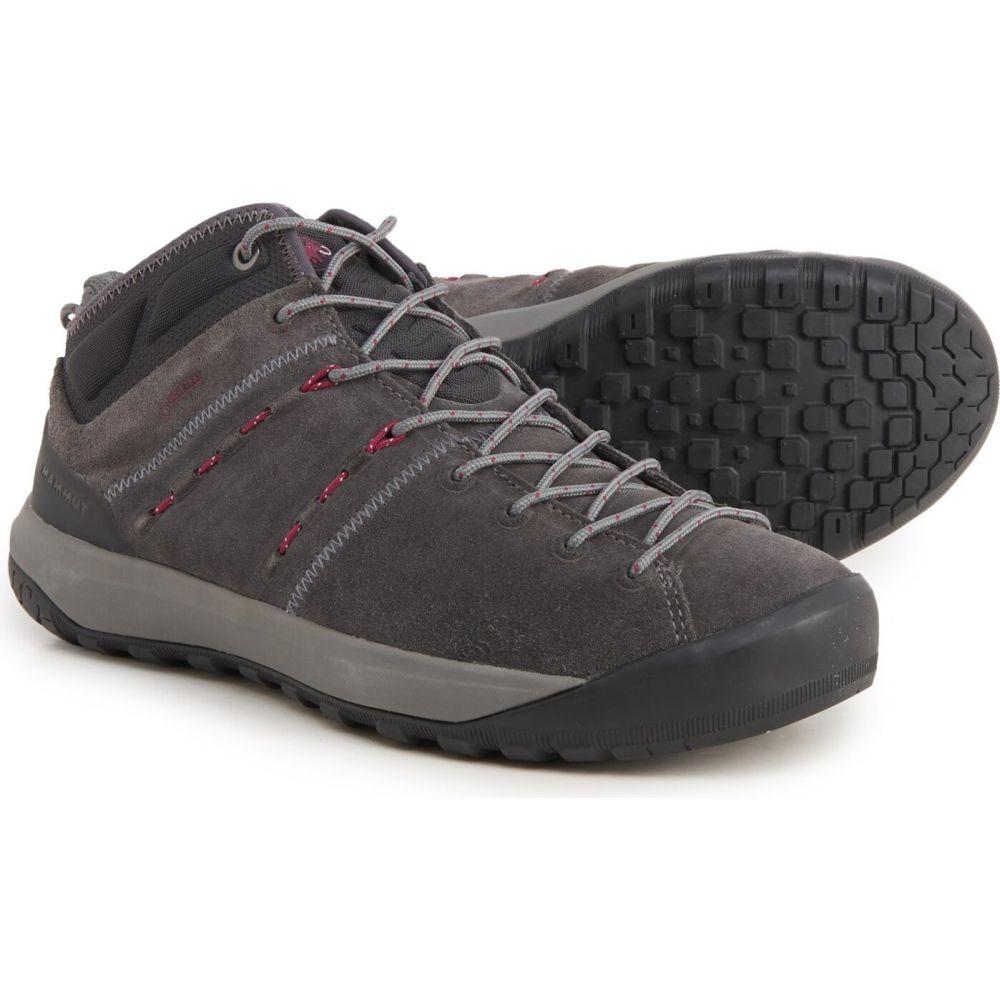 登山・トレッキング, 靴・ブーツ  Mammut Hueco Advanced Mid Gore-Tex Muster Hiking Boots - WaterproofBlack Black