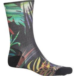 スマートウール SmartWool メンズ ソックス インナー・下着【Fern Trail Curated Socks - Merino Wool, Crew】Black