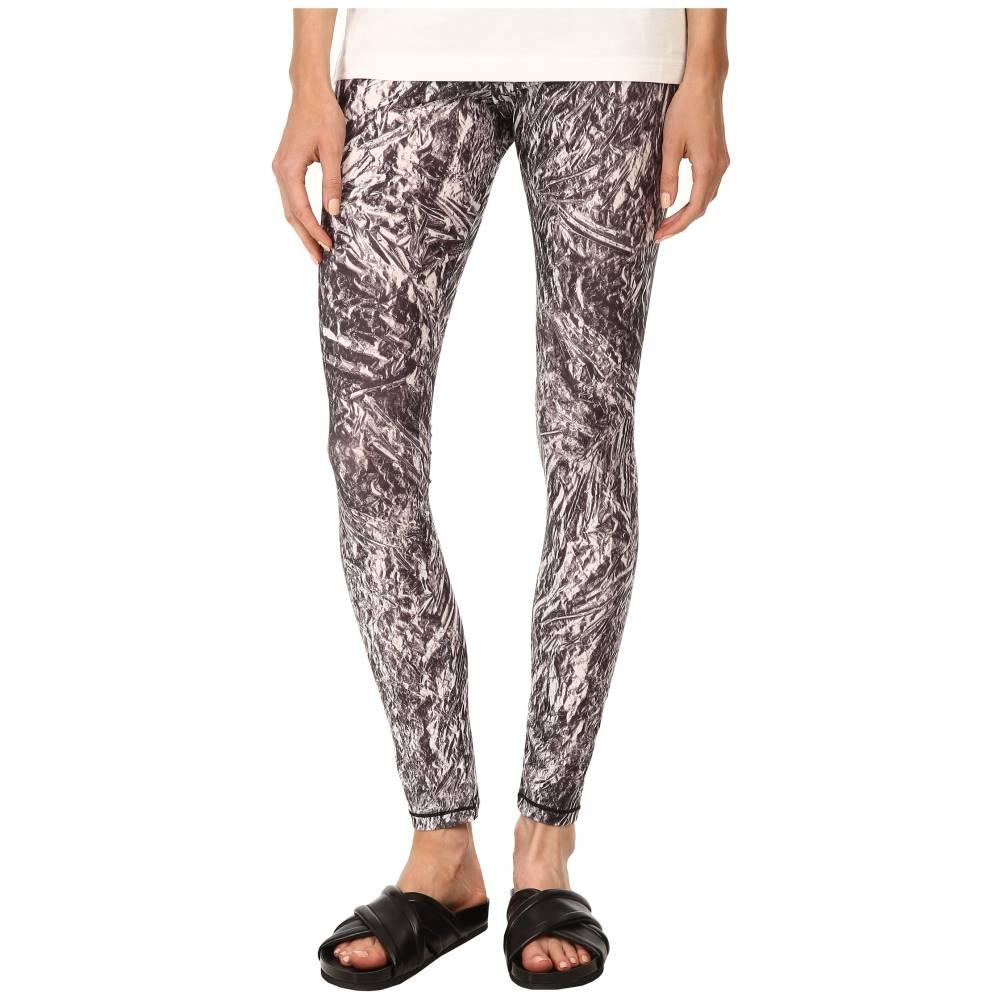 マックイーン レディース インナー・下着 スパッツ・レギンス【Printed Leggings】Silver:フェルマート