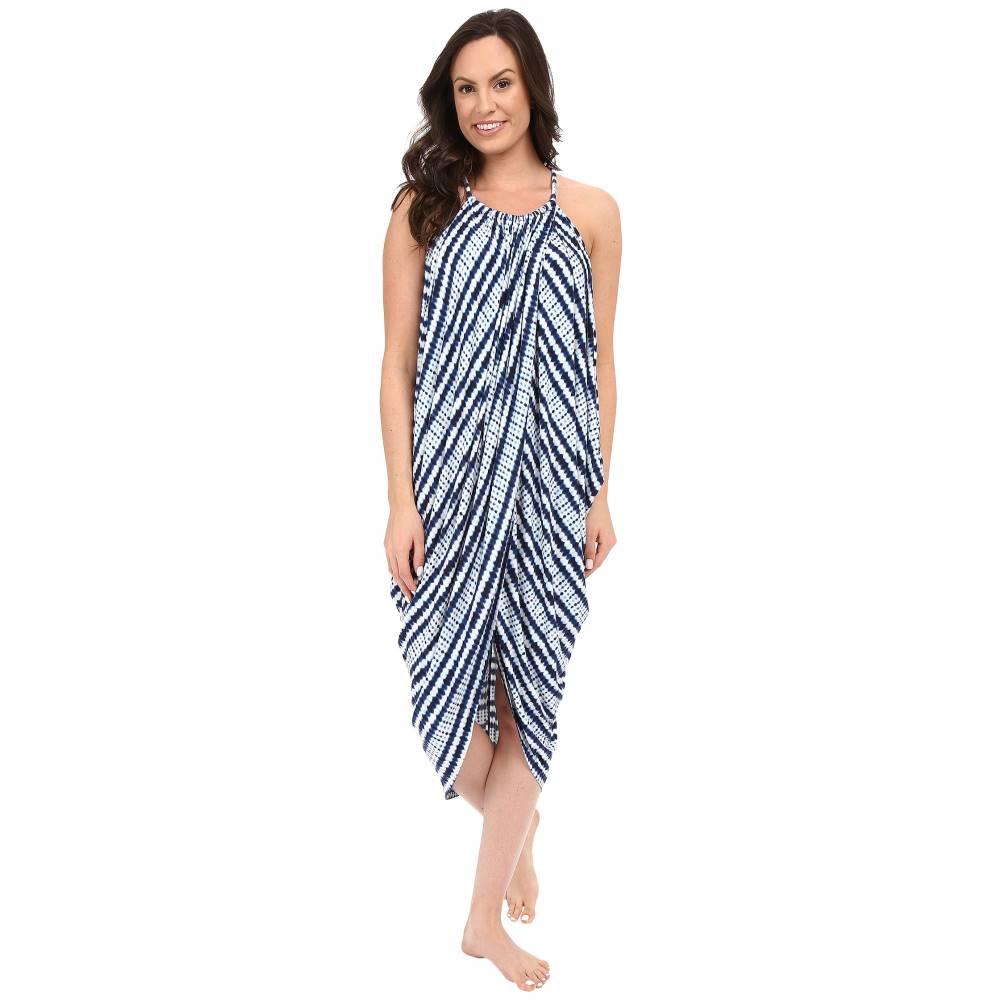 キャロル ホックマン レディース インナー・下着 パジャマ・トップのみ【Maxi Gown】Abstract Stripe